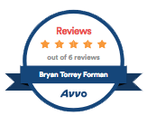 Avvo Reviews - Bryan Torrey Froman